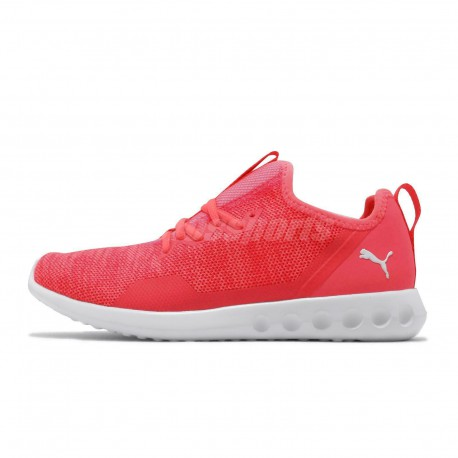 puma carson 2 x knit womens running shoes